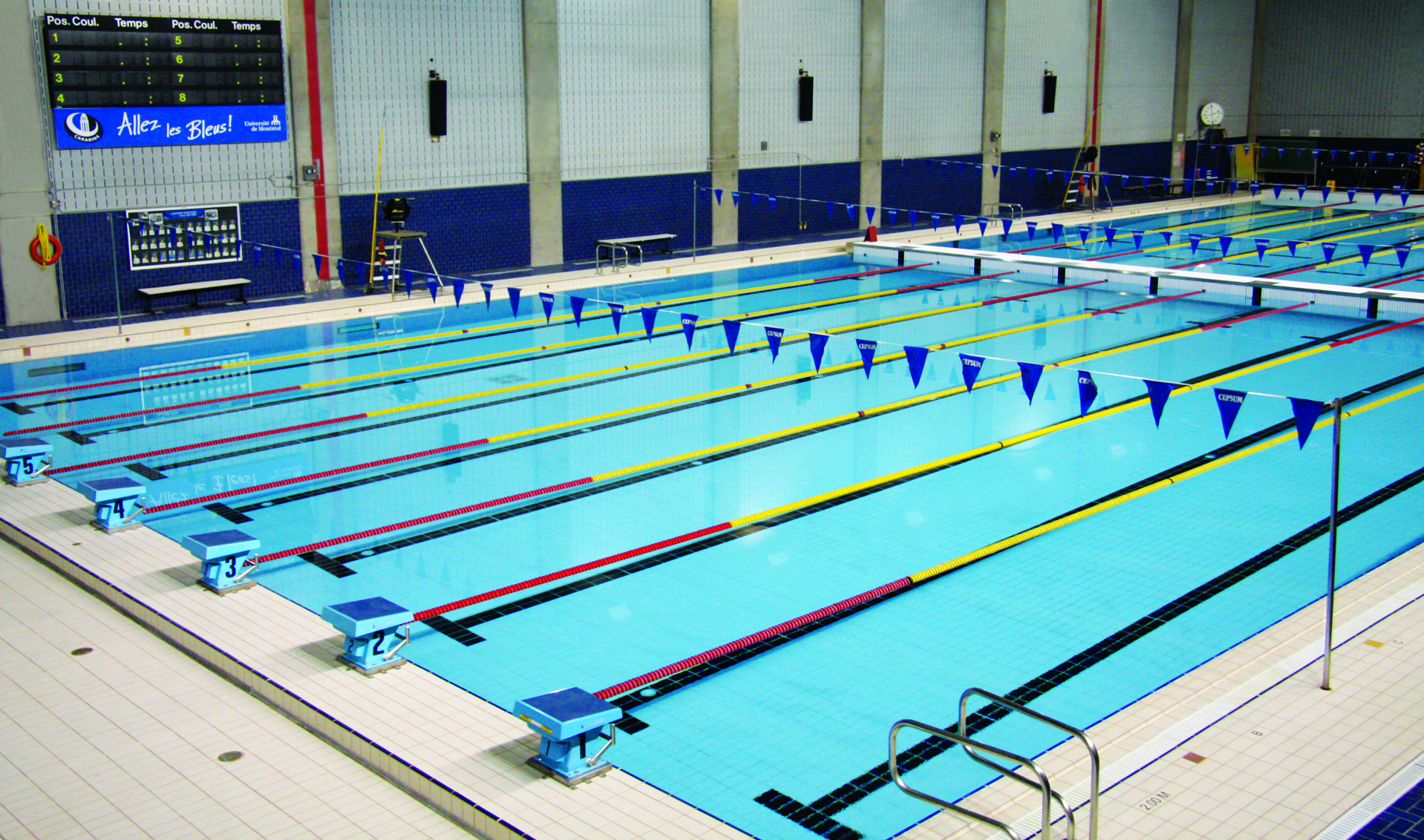 Archives survotrecampus for Piscine 50 metres